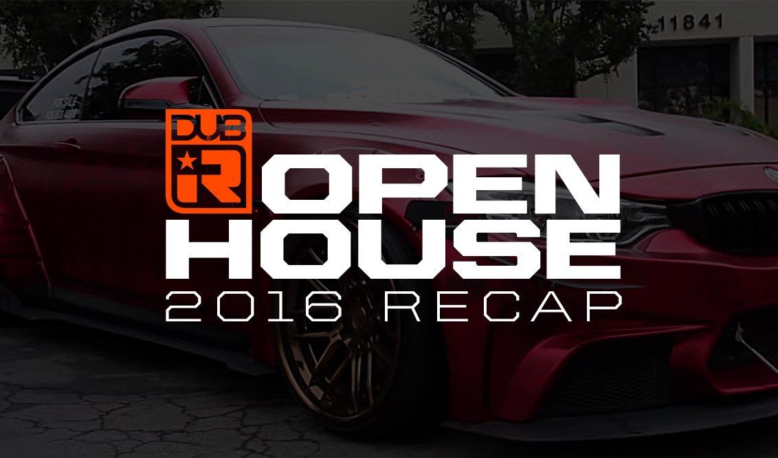 DUB IR OPEN HOUSE 2016 RECAP